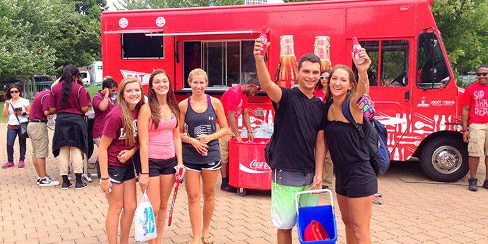 coke tour